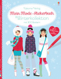 Mein Mode-Stickerbuch: Winterkollektion