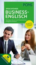 PONS Sprachführer Business-Englisch