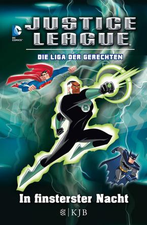 Justice League Die Liga der Gerechten - In finsterster Nacht