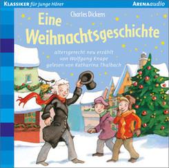 Eine Weihnachtsgeschichte, Audio-CD