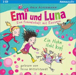 Emi und Luna - Eine Freundschaft mit Kawumm, Audio-CD