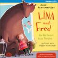 Lina und Fred. Ein Bär kennt kein Pardon, Audio-CD