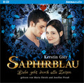 Saphirblau - Liebe geht durch alle Zeiten, 8 Audio-CDs