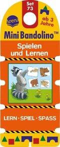 MiniBandolino (Spiele): Spielen und Lernen (Kinderspiel); Set.73