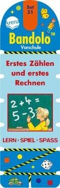 Bandolo (Spiele): Erstes Zählen und erstes Rechnen (Kinderspiel); Set.51