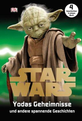 Star Wars Yodas Geheimnisse und andere spannende Geschichten. 4 Geschichten in einem Buch