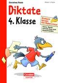 Einfach lernen mit Rabe Linus: Diktate 4. Klasse