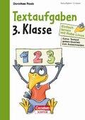 Einfach lernen mit Rabe Linus: Textaufgaben 3. Klasse