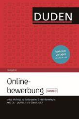 Duden Ratgeber - Onlinebewerbung kompakt