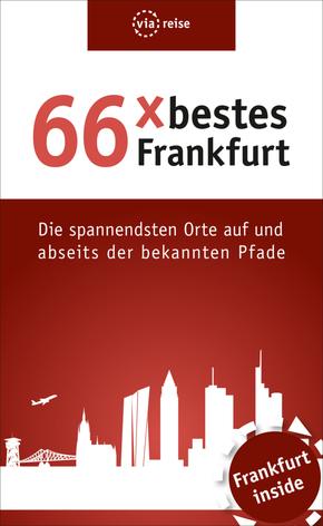 66 x bestes Frankfurt