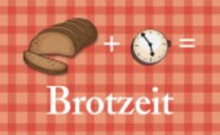 """Frühstücksbrettchen """"Brotzeit"""""""