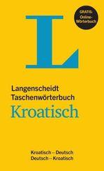 Langenscheidt Taschenwörterbuch Kroatisch - Buch mit Online-Anbindung
