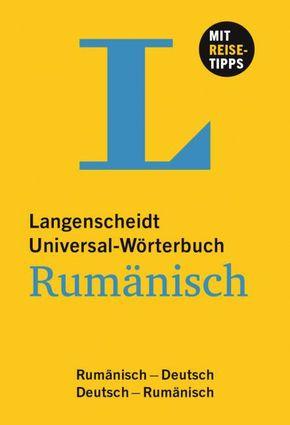 Langenscheidt Universal-Wörterbuch Rumänisch