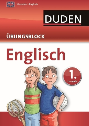 Duden Übungsblock Englisch 1. Lernjahr