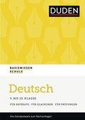 Duden Basiswissen Schule: Deutsch 5. bis 10. Klasse