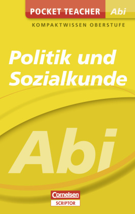 Pocket Teacher Abi Politik/Sozialkunde