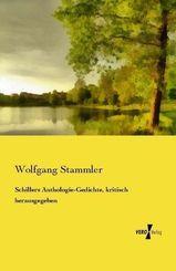 Schillers Anthologie-Gedichte, kritisch herausgegeben