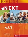 NEXT - Aktualisierte Ausgabe: NEXT A2/1 - Aktualisierte Ausgabe, m.  Buch, m.  Buch