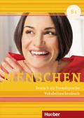 Menschen - Deutsch als Fremdsprache: Vokabeltaschenbuch; B1