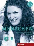 Menschen - Deutsch als Fremdsprache: Arbeitsbuch, m. Audio-CD; .B1/2
