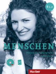Menschen - Deutsch als Fremdsprache: Arbeitsbuch, m. Audio-CD; Bd.B1/2