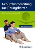 Geburtsvorbereitung, Die Übungskarten