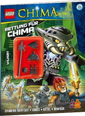 LEGO® Legends of Chima. Rettung für Chima