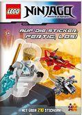 LEGO® Ninjago. Auf die Sticker, fertig, los!