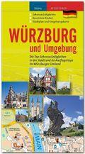 Stürtz Reiseführer Würzburg und Umgebung