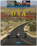 Abenteuer Mit dem Motorrad durch USA
