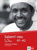 Salam! neu - Arabisch für Anfänger: Lehrerhandbuch