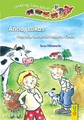 Anna, Lukas und die verschwundene Oma