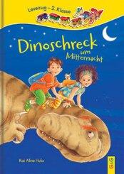 Dinoschreck um Mitternacht; Band 4/2