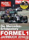 Formel 1 - Jahrbuch 2014