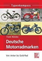 Deutsche Motorradmarken - Bd.1