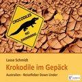 Krokodile im Gepäck, 4 Audio-CDs