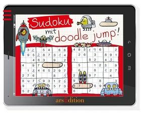 Sudoku mit doodle jump!