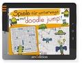 Spiele für unterwegs mit doodle jump!