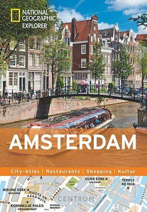 National Geographic Explorer Amsterdam