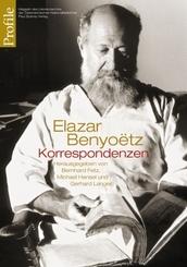 Elazar Benyoëtz  - Korrespondenzen
