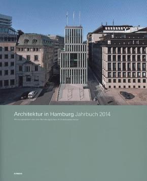 Architektur in Hamburg. Jahrbuch 2014