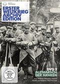 Erster Weltkrieg Archivedition, 1 DVD - Tl.2