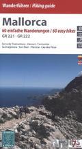 Wanderführer Mallorca; Hiking Guide Mallorca