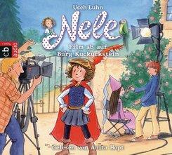Nele - Film ab auf Burg Kuckuckstein, 2 Audio-CDs