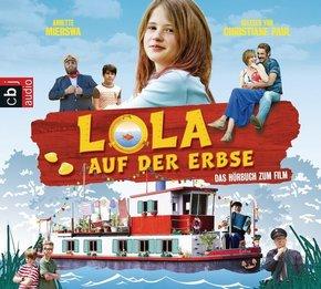Lola auf der Erbse, 2 Audio-CDs