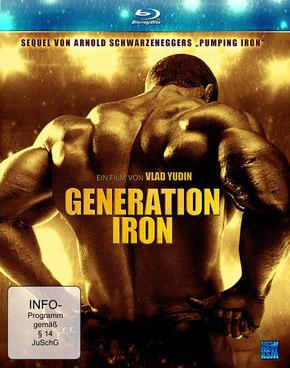 Generation Iron, 1 Blu-ray