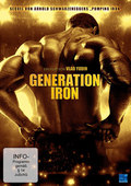 Generation Iron, 1 DVD
