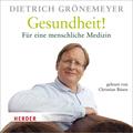 Gesundheit ist mehr!, Audio-CD