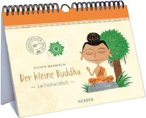 Der kleine Buddha, Postkartenbuch