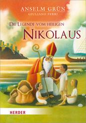 Die Legende vom heiligen Nikolaus, Mini-Ausgabe